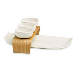 Villeroy & Boch Urban Nature 5-Piece Condiment Serving Set
