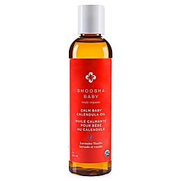 Shoosha Baby 4 oz. Calming Calendula Organic Oil in Lavender Vanilla