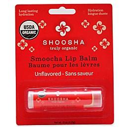 Shoosha Smoocha .15 oz. Organic Lip Balm in Unscented