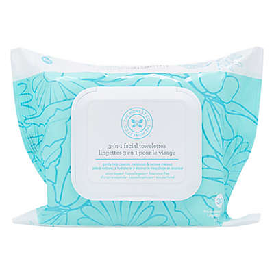 Honest 30-Count 3-in-1 Facial Towelettes