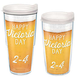 """Tervis® """"Happy Victoria Day"""" Wrap Tumbler with Lid"""