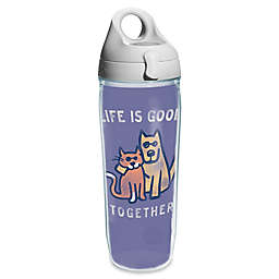 Tervis® Life is Good® Better Together Wrap Water Bottle with Lid