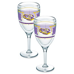 Tervis® Louisiana State University Reserve 9 oz. Wine Glasses (Set of 2)