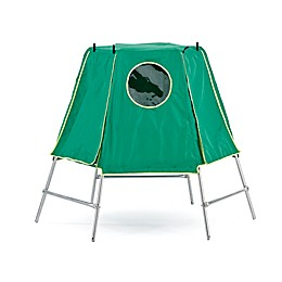 Explorer2 Climber Backyard Climbing and Den Set in Green