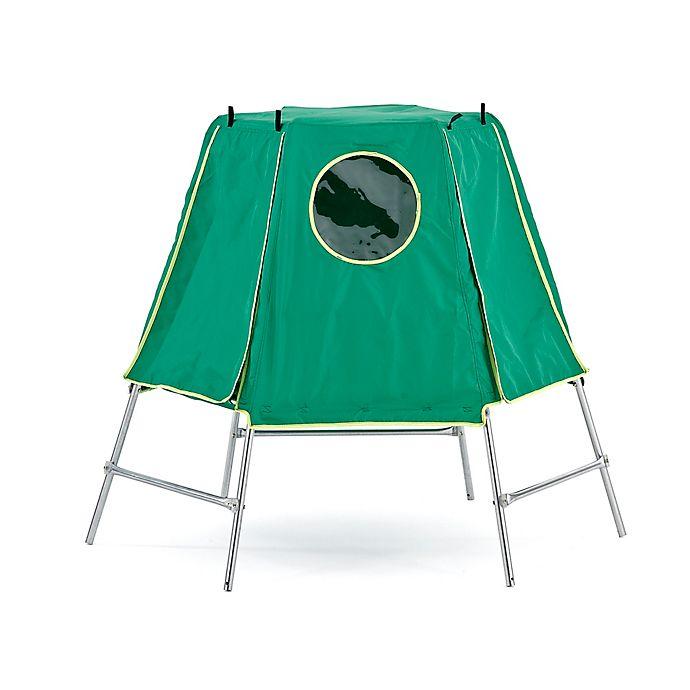 Alternate image 1 for Explorer2 Climber Backyard Climbing and Den Set in Green