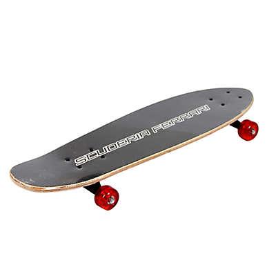 Ferrari Entry Level 28-Inch Skateboard in Red