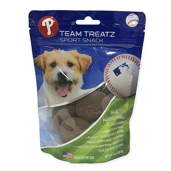 Alternate image 1 for MLB Philadelphia Phillies Dog Treats