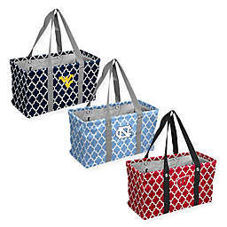 Collegiate Quatrefoil Picnic Caddy Tote Collection