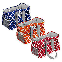 Collegiate Quatrefoil Jr. Caddy Collection