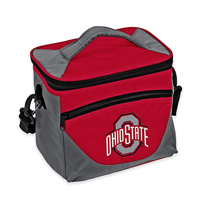 Alternate image 1 for Ohio State University Halftime Lunch Cooler in Red
