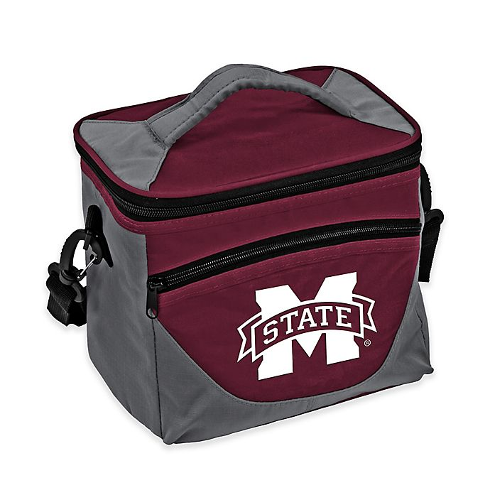 Alternate image 1 for Mississippi State University Halftime Lunch Cooler in Maroon