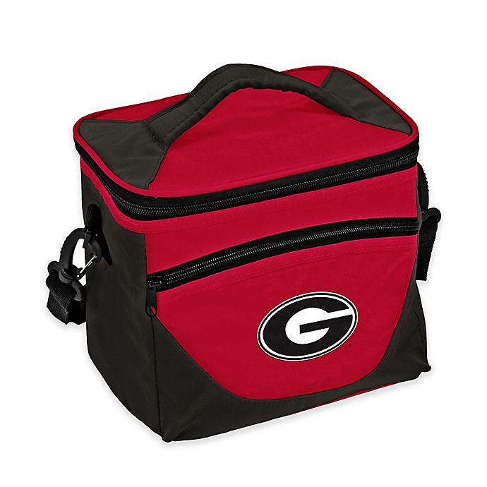 Alternate image 1 for University of Georgia Halftime Lunch Cooler in Red