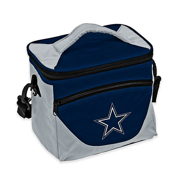 Alternate image 1 for NFL Dallas Cowboys Halftime Lunch Cooler in Navy/Silver