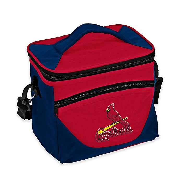 Alternate image 1 for St. Louis Cardinals Halftime Lunch Cooler in Red
