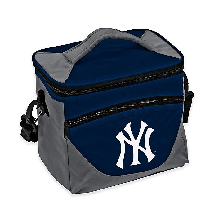 Alternate image 1 for New York Yankees Halftime Lunch Cooler in Navy