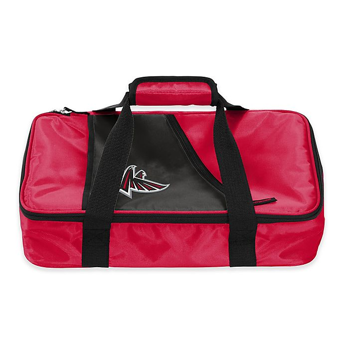 Alternate image 1 for NFL Atlanta Falcons Casserole Caddy in Red