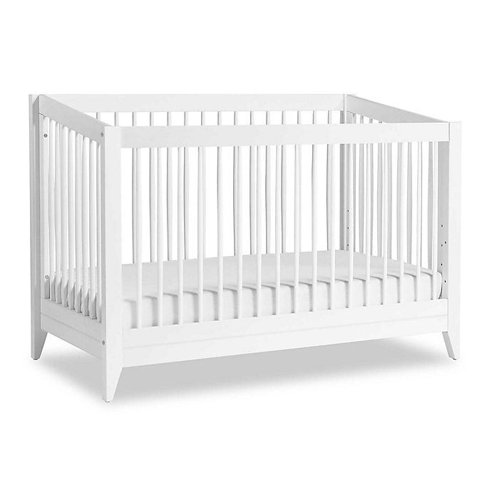 Alternate image 1 for Babyletto Sprout 4-in-1 Convertible Crib with Toddler Bed Conversion Kit