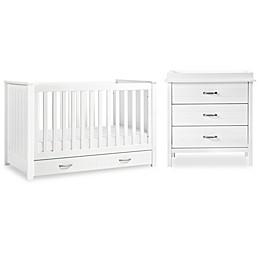 DaVinci Asher Crib Furniture Collection in White