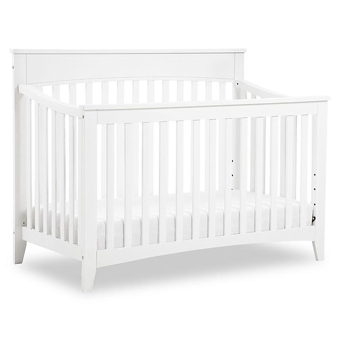 Alternate image 1 for DaVinci Grove 4-in-1 Convertible Crib in White