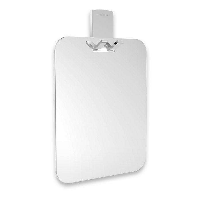 Alternate image 1 for Better Living Viso Frameless Shower Mirror in Chrome
