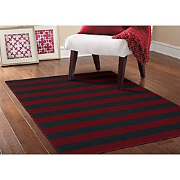 Garland Rugs Rugby 5-Foot x 7-Foot 5-Inch Area Rug