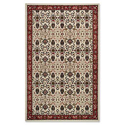 Brumlow Mills® Tarsus 5-Foot x 8-Foot Washable Area Rug in Red