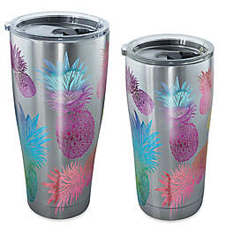 Tervis® Watercolor Pineapple Stainless Steel Tumbler with Lid