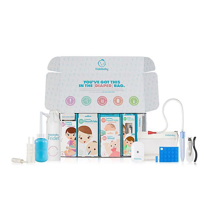 Alternate image 1 for Fridababy Big Bundle of Joy 6-Piece Newborn Care Kit