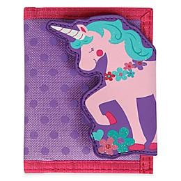 Stephen Joseph® Unicorn Wallet in Purple