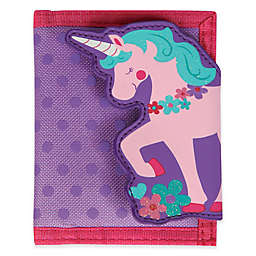 Stephen Joseph® Unicorn Wallet in Purple