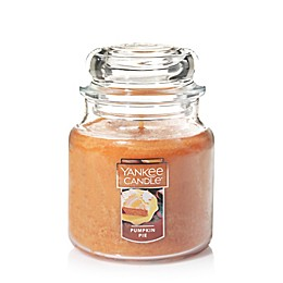 Yankee Candle® Housewarmer® Pumpkin Pie Medium Classic Jar Candle