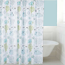 Levtex Home Arielle 72-Inch x 72-Inch Shower Curtain