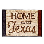 Avanti Home Sweet Texas 1-Foot 8-Inch x 2-Foot 6-Inch Accent Rug
