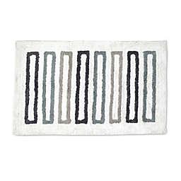 Shell Rummel Soft Repose 20-Inch x 30-Inch Bath Rug in White