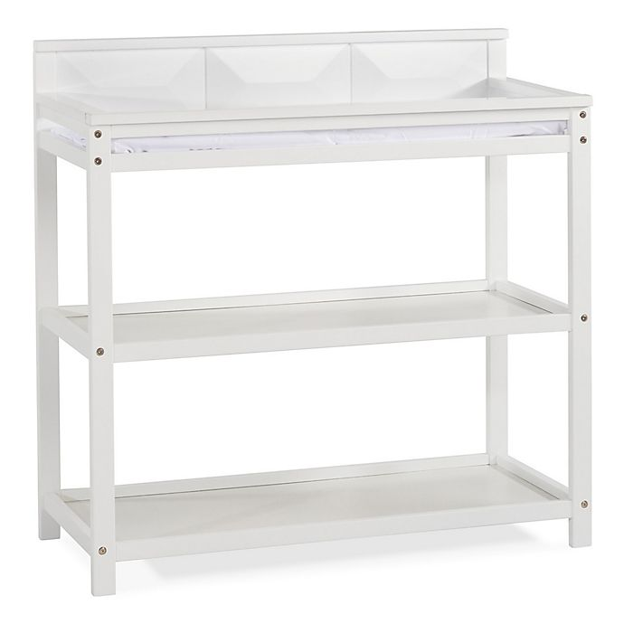 Alternate image 1 for Child Craft™ Elin Changing Table in Matte White