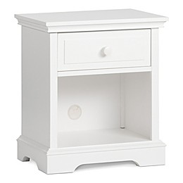 Child Craft™ Universal Select Ready-to-Assemble Nightstand in Matte White