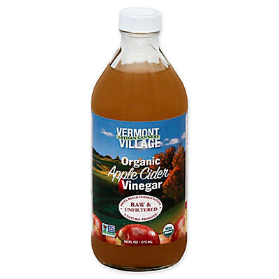 Vermont Village 16 fl. oz. Organic Apple Cider Vinegar