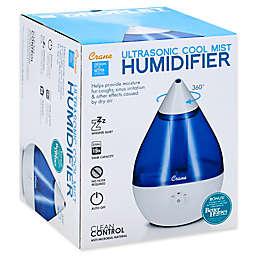 Crane Droplet Ultrasonic Cool Mist Humidifier