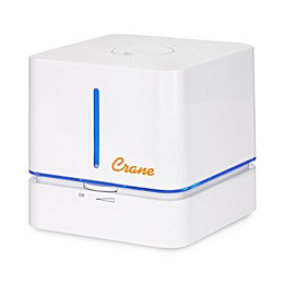 Crane Cube Ultrasonic Cool Mist Humidifier