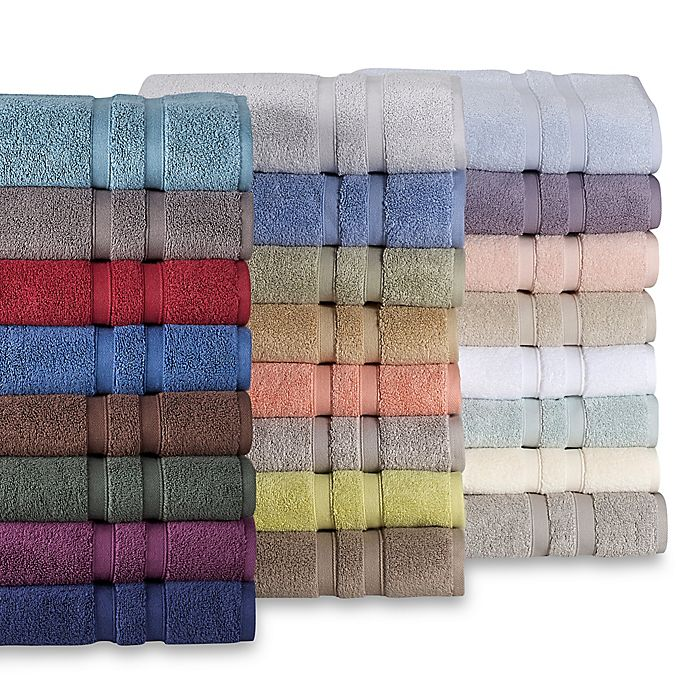 Alternate image 1 for Wamsutta® Ultra Soft MICRO COTTON® Bath Towel Collection