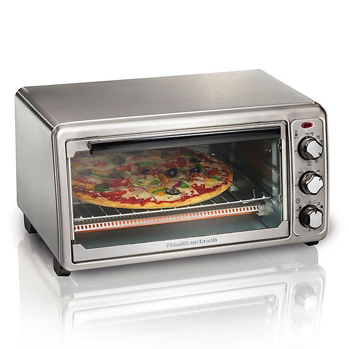 Alternate image 1 for Hamilton Beach® 6-Slice Toaster Oven