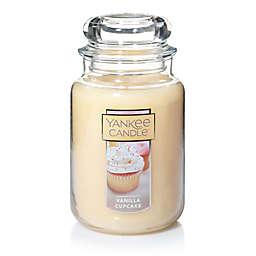 Yankee Candle® Housewarmer® Vanilla Cupcake Large Classic Jar Candle