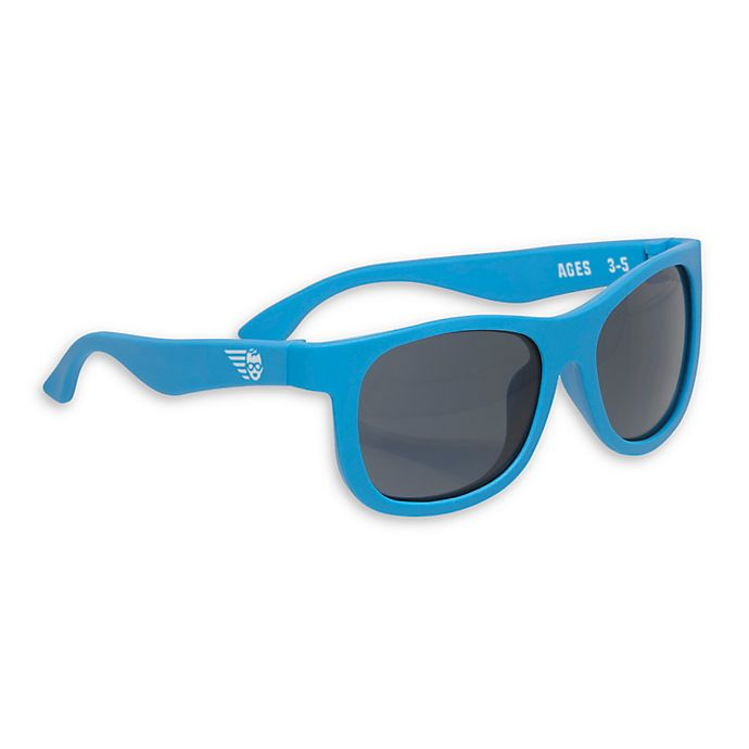 Alternate image 1 for Babiators® Sunglasses in Blue
