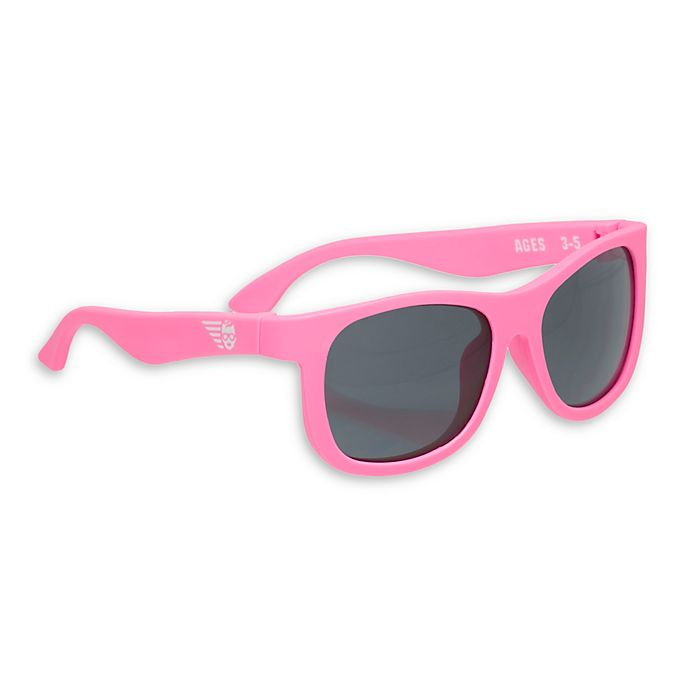 Alternate image 1 for Babiators® Classic Sunglasses in Pink