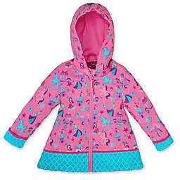 Stephen Joseph® Princess Raincoat in Pink