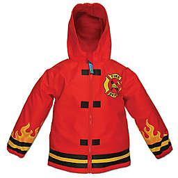 Stephen Joseph® Fire Truck Raincoat in Red