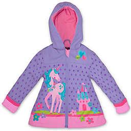 Stephen Joseph® Unicorn Raincoat in Purple