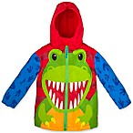 Stephen Joseph® Size 3T Dino Raincoat in Red