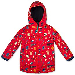 Stephen Joseph® Sports Raincoat in Red