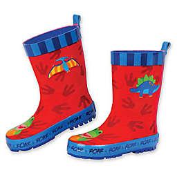Stephen Joseph® Dinosaur Rain Boot in Red